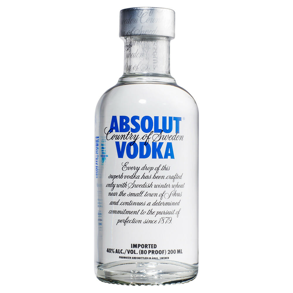 Absolut Vodka 80P 200ml