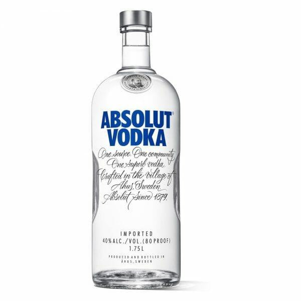 Absolut Vodka 80P 375ml