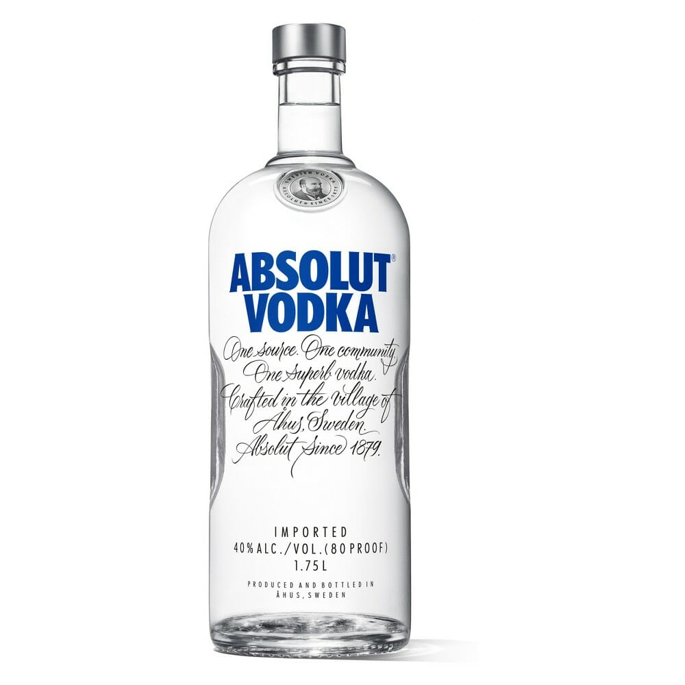 Absolut Vodka 80P 375ml
