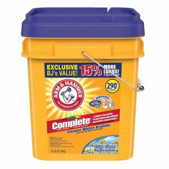 A&H Powder Detergent 290ld