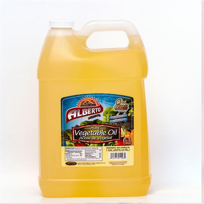 Alberto VEG OIL 1 GAL