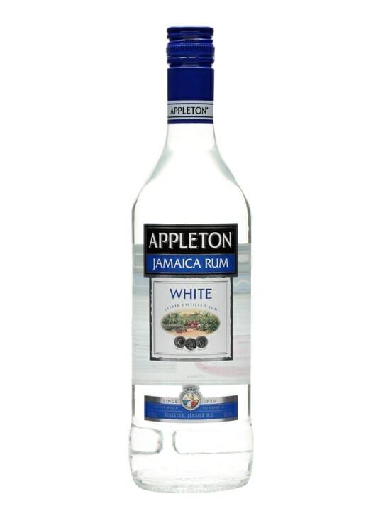 Appleton White Rum Litre
