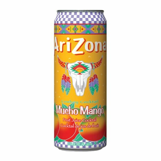 Arizona Mucho Mango 23.5oz