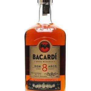 Bacardi 8yr Liter