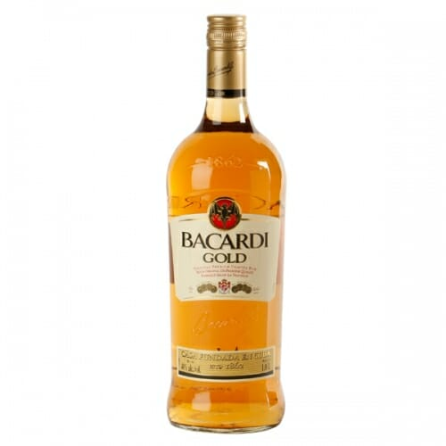 Bacardi Gold Litre