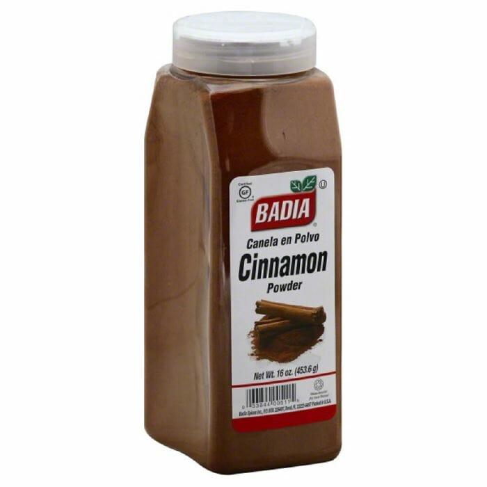 Badia Cinnamon Powder 16oz