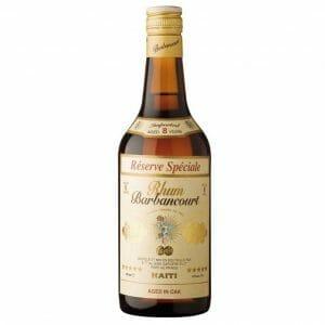 Barbancourt Rum 5 Star 750ml