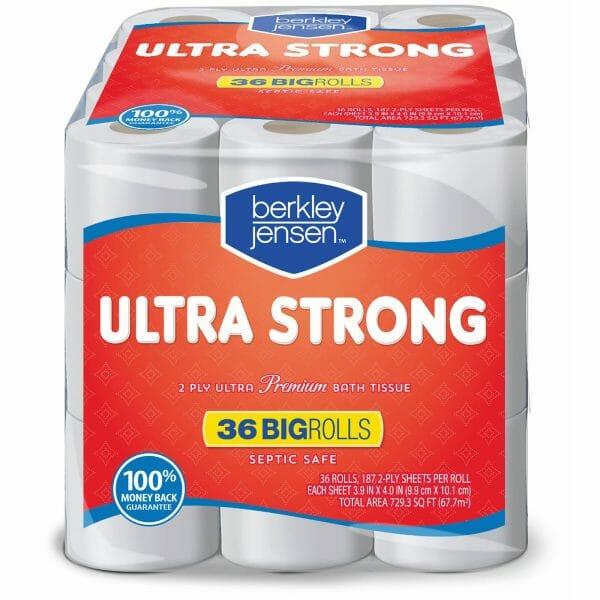 BJS Tissue Ultra Stron 36/187