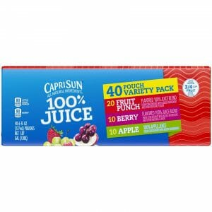 Capri Sun 40ct VP
