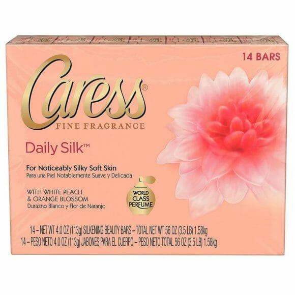 Caress DS 14ct Soap Bar