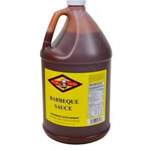 Chef Choice BBQ SAUCE 1 GAL