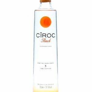 Ciroc Peach Vodka Litre EACH