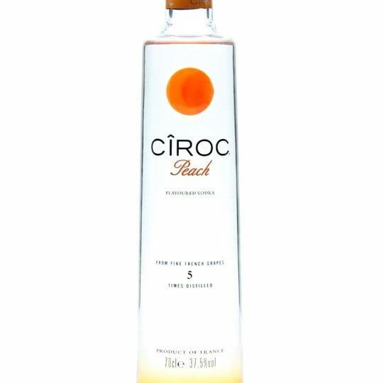 Ciroc Peach Vodka Litre EACH