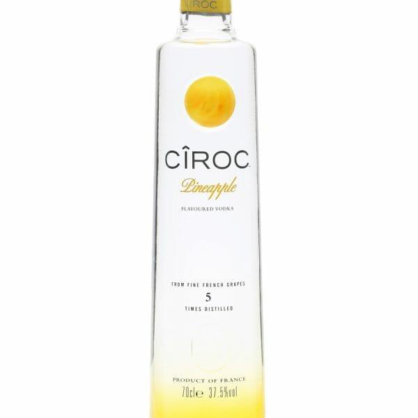 Ciroc Pineapple Vodka Litre
