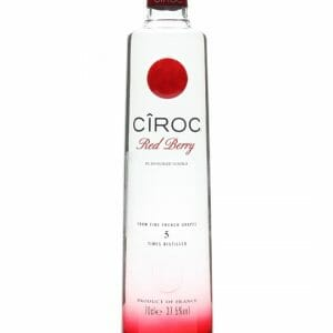 Ciroc Red Berry Vodka Litre