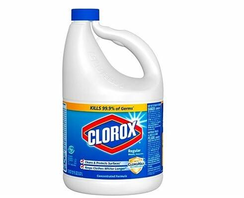 Clorox Bleach 3/121oz