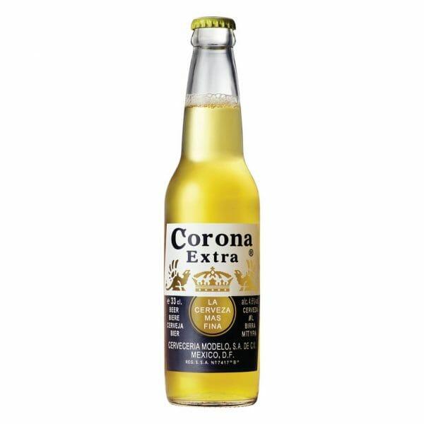 Corona Beers Bottles 355ml Ea