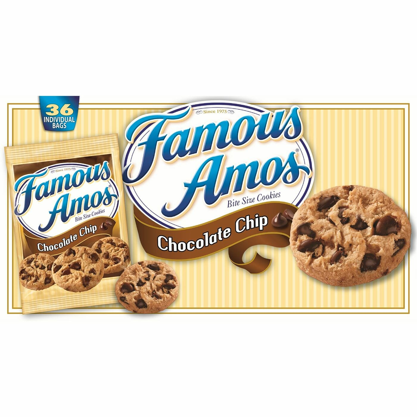 Famous Amos Cookies 36ct
