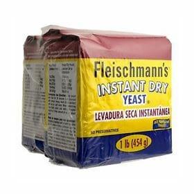 Fleisch Instant Yeast 2/1lb