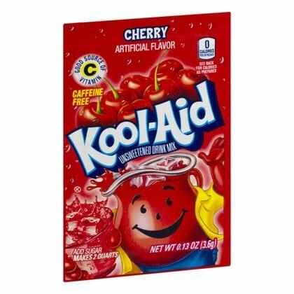 Kool-Aid Cherry Drink Mix 2qt