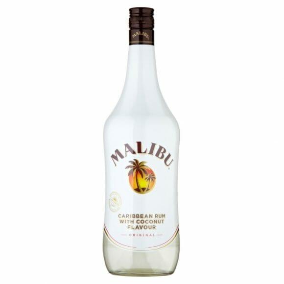 Malibu Coconut Rum Litre