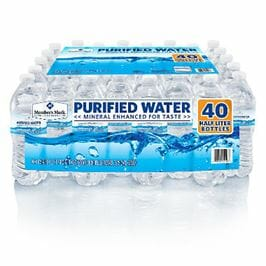 MM Purified Water 40/16.9oz