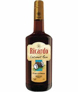 Ricardo Coconut Rum 200ml