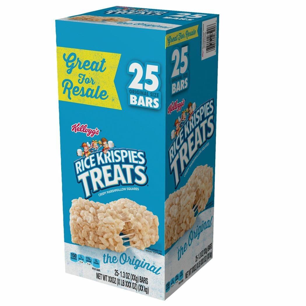 Rice Krispies Treat 25ct