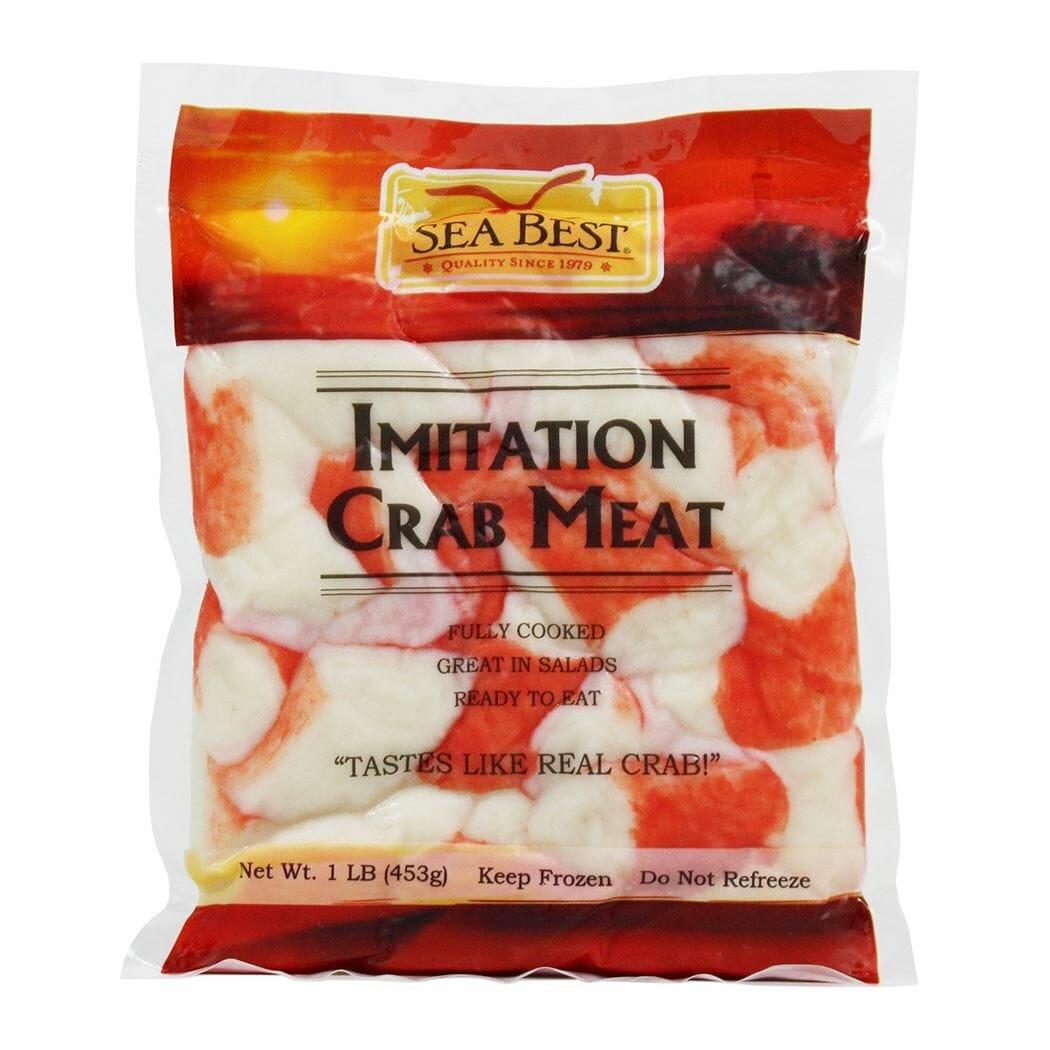 Seabest Crab Meat 1lb