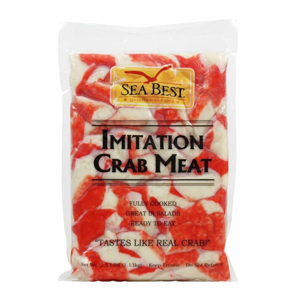 Seabest Crabmeat 2.5lb EA