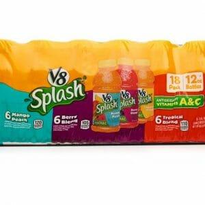 V8 Splash VP 18/12oz