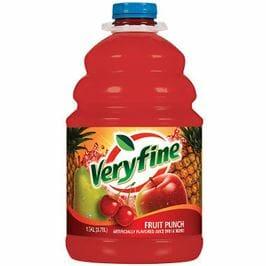 VeryFine Fruit Punch 128oz