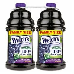 Welchs Purple Grape 100% 2/96z