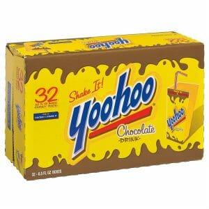 Yoohoo Choc Drink 32/6.5oz