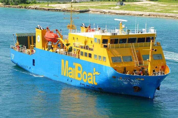 central supercenter - mailboat sailing